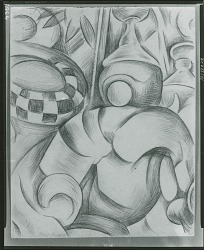 Armor [drawing] / (photographed by Peter A. Juley & Son)
