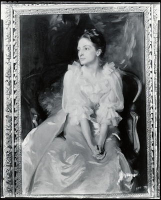 Helen Dunham [painting] / (photographed by Peter A. Juley & Son)