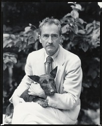 George Biddle [photograph] / (photographed by Peter A. Juley & Son)
