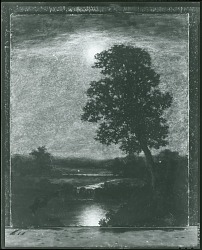 Moon Magic [painting] / (photographed by Peter A. Juley & Son)