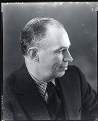 James Johnson Sweeney [photograph] / (photographed by Peter A. Juley & Son)
