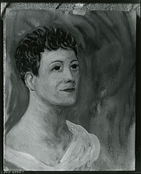 Portrait [painting] / (photographed by Peter A. Juley & Son)