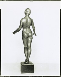 The American Venus [sculpture] / (photographed by Peter A. Juley & Son)