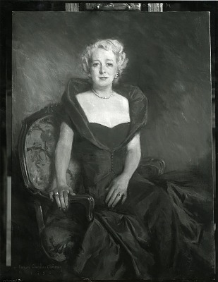 Ferger, Mrs. Roger [art work] / (photographed by Peter A. Juley & Son)