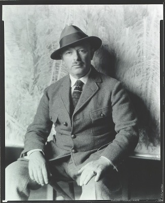 Leon Gaspard [photograph] / (photographed by Peter A. Juley & Son)