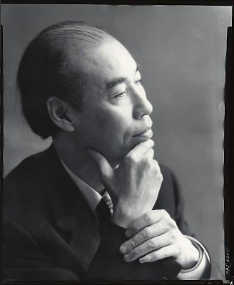 Shinji Ishikawa [photograph] / (photographed by Peter A. Juley & Son)