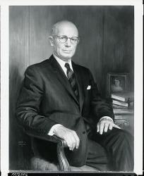 Harry Humphreys [painting] / (photographed by Peter A. Juley & Son)