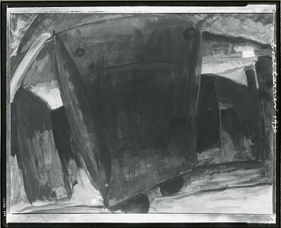 Coal Carrier [painting] / (photographed by Peter A. Juley & Son)