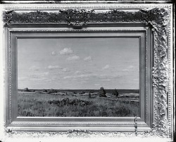 Landscape [painting] / (photographed by Peter A. Juley & Son)