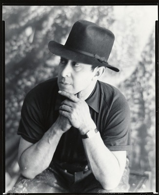 David Alfaro Siqueiros [photograph] / (photographed by Peter A. Juley & Son)