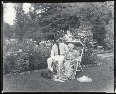 Richard H. Recchia and his wife Kitty Parsons [photograph] / (photographed by Peter A. Juley & Son)