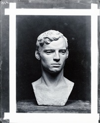 American Athlete [sculpture] / (photographed by Peter A. Juley & Son)
