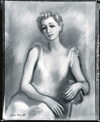 Mrs. Boulton [painting] / (photographed by Peter A. Juley & Son)