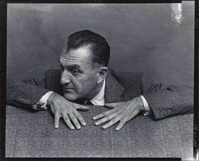 Constantin Alajalov [photograph] / (photographed by Peter A. Juley & Son)