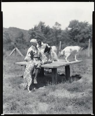 Percival L. Rosseau, Lyme, Connecticut [photograph] / (photographed by Peter A. Juley & Son)