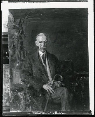 Irving R. Wiles [painting] / (photographed by Peter A. Juley & Son)