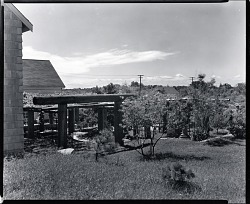 Paul Manship's Massachusetts Studio (exterior view) [photograph] / (photographed by Peter A. Juley & Son)