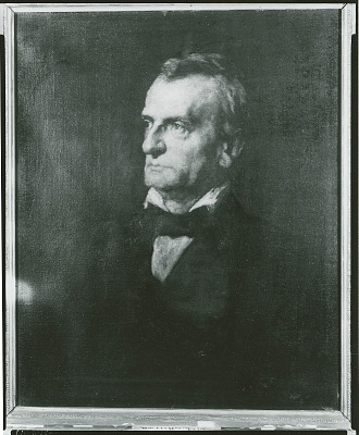 William Maxwell Evarts [painting] / (photographed by Peter A. Juley & Son)