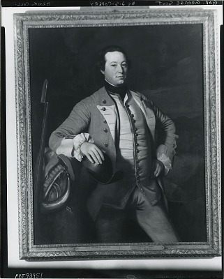 Gov. George Scott [painting] / (photographed by Peter A. Juley & Son)
