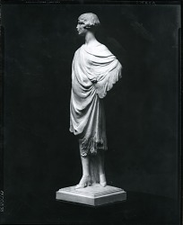 Debutante [sculpture] / (photographed by Peter A. Juley & Son)