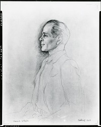 Monroe Wheeler [drawing] / (photographed by Peter A. Juley & Son)