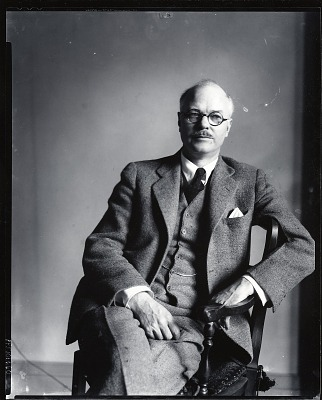 Gordon Stevenson [photograph] / (photographed by Peter A. Juley & Son)