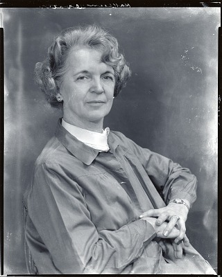 Cathy Altvater [photograph] / (photographed by Peter A. Juley & Son)
