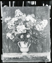 Vase of Flowers [paintings] / (photographed by Peter A. Juley & Son)