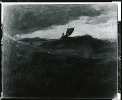 Storm [painting] / (photographed by Peter A. Juley & Son)