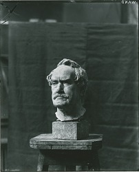 William Wilson Corcoran [sculpture] / (photographed by Peter A. Juley & Son)