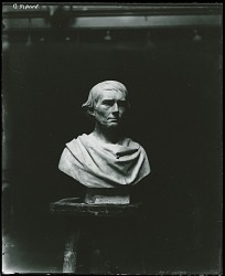 Alexander Hamilton Stephens [sculpture] / (photographed by Peter A. Juley & Son)