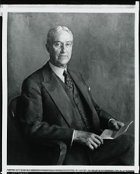 John Sargent Pillsbury [painting] / (photographed by Peter A. Juley & Son)