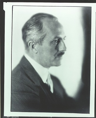 Frank B. Hoffman (?) [photograph] / (photographed by Peter A. Juley & Son)