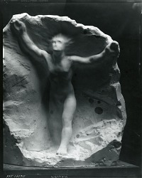 Figure [sculpture] / (photographed by Peter A. Juley & Son)