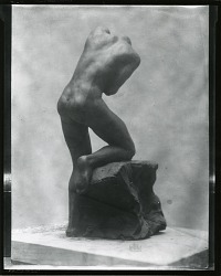 Nude [sculpture] / (photographed by Peter A. Juley & Son)