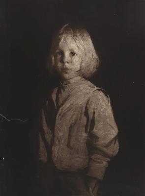 Portrait of a Boy, [photomechanical print]