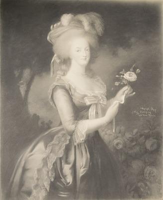 Marie Antoinette, [photomechanical print]
