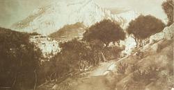 Early Moonlight, Capri, [photomechanical print]