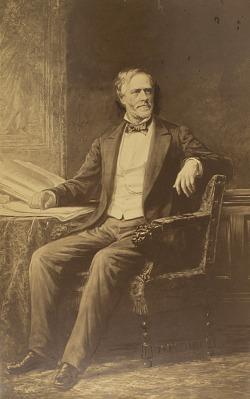 Hon. John Sherman [photomechanical print]