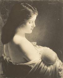 Divinity of Motherhood [photomechanical print]