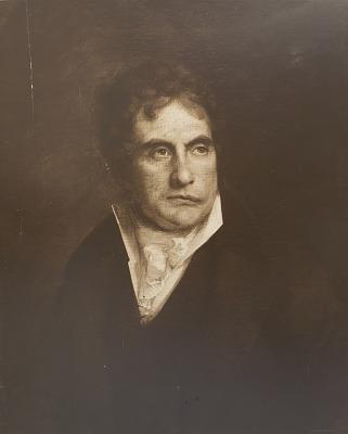 Jacques-Louis David [photomechanical print]