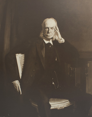 Portrait of Henry G. Marquand [photomechanical print]