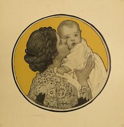 Motherhood [photomechanical print]