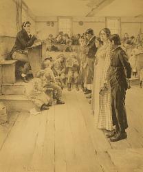 The District School [photomechanical print]