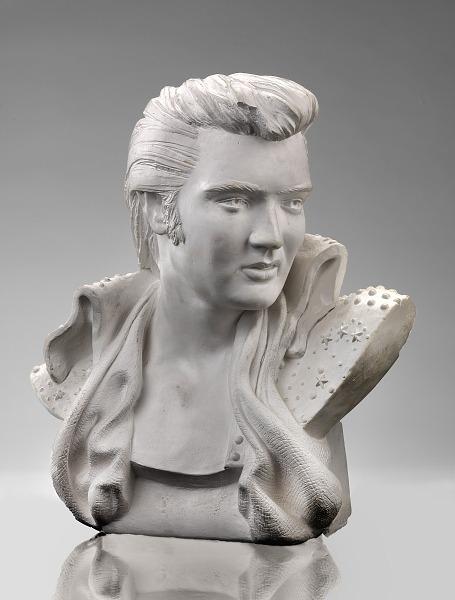 Image for Bust of Elvis
