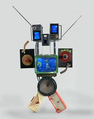 Untitled (robot)