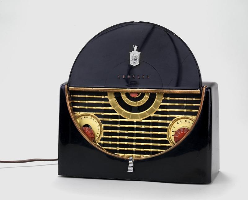 Image for Crosley portable radio