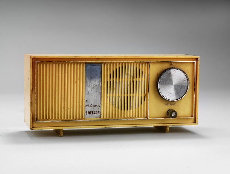 Image for Emerson radio