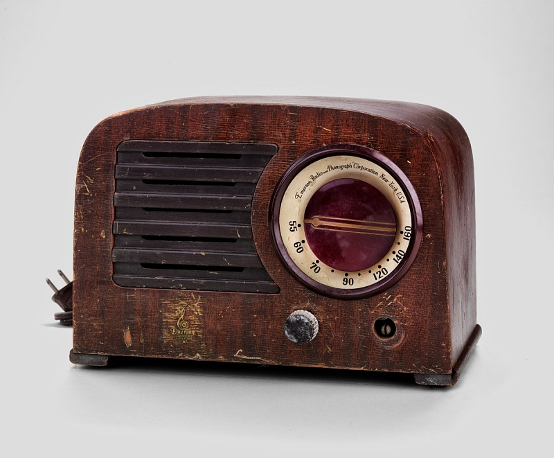 Image for Emerson radio