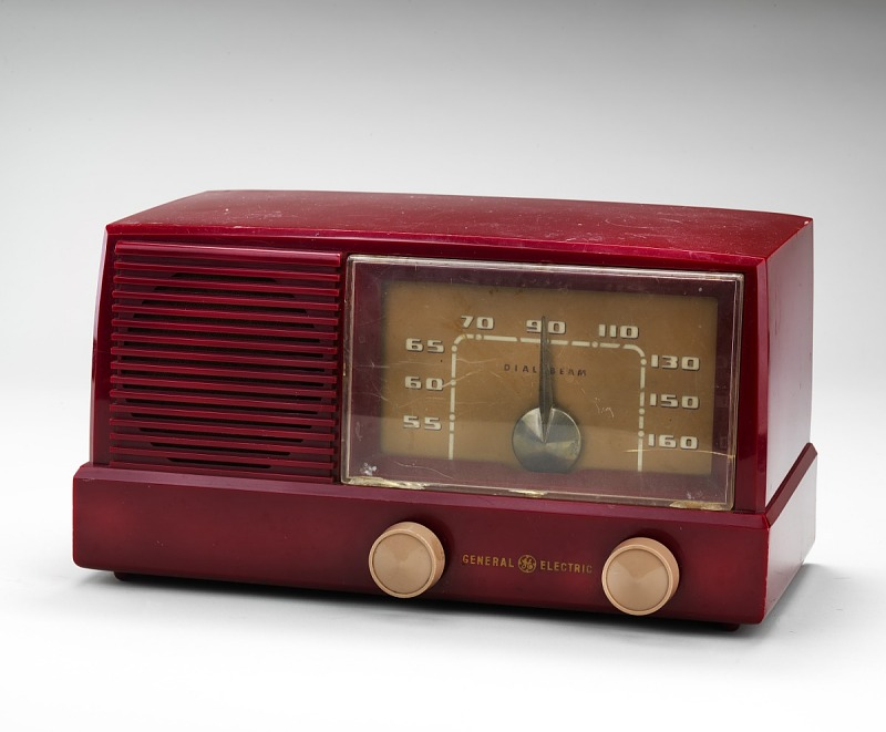 Image for General Electric radio